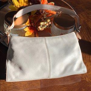 Liz Claiborne 100% leather Hand bag